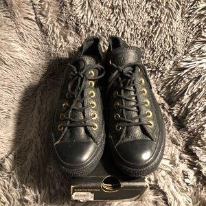 Black Converse
